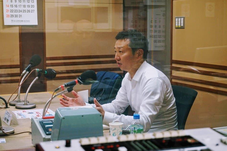 ラジオ日本「価値組ビジネス!」にて、代表の松田がビジネス対談の収録を行いました。